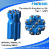 T45-76mm Drop Center Retrac Threaded Drill Bit