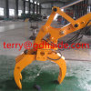Rotate Excavator Grab for Komatsu PC120