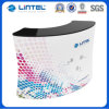 Square Tension Fabric Promotional Counter for exhibition Show (LT-24B3)