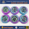 Hot Sale CNC Colorful Core Scooter Wheels