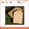 Environment Friendly Custom Design Kraft Hang Tag