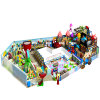 Used Plasic Children Indoor Soft Playground Euipment