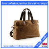 Durable Canvas Travel Handbag Shoulder Bag Sport Bag