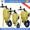 Dustless Sandblasting Pot, Wet Blasting Tank