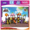 Outdoor Equipment Plastic Slide Playground for Kindergarten