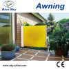 Outdoor Aluminum Polyester Invisible Screen Awning (B700)