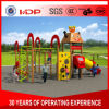 New Design Manufacturer for Children Kids Outdoor/Indoor Playground Big Slides for Sale Wooden Series HD16-164A