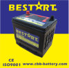 Good Quality Maintenance Free 12V60ah Car Battery Electric Car Battery