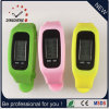 Clock Pedometer Watch Ladies Wristwatches Digital Watches (DC-001)