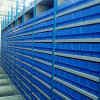 Warehouse Storage Plastic Bin Shelf