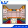 3X3m Exhibition Booth Design with Shelves