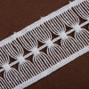 Water Soluble Guipure Chemical Lace Trim