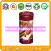 Round Tin Can for Metal Food Packaging, Food Tin Box