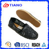 Hot Sale Flat and Comfortable Espadrilles Women Shoes (TN36701)