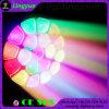 DJ DMX512 19X15W Beam LED Moving Head Bee Eye K10