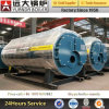 Full Automatic 0.7MW-14MW Oil Gas Fired Hot Water Boiler
