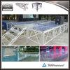 Quickly Install 4′x4′ Portable Acrylic Dance Floor Acrylic Transparent Flooring
