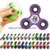 Multicolor Plastic Promotional Finger Spinner (PM051)