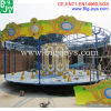 Hot Sale Mobile Amusement Carousel Rides with Trailer (DJ20140507)