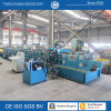 Russia C Shape Galvanized Steel Purlin Machine with Punch Holes
