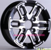 Auto Parts 12*6j 12*7.5j 4*110 Car Aluminum Alloy Wheels