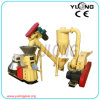 Small Flat Die Wood Pellet Machine with CE