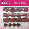 2017 Hot Sale Multitudinous Colorful Decorative Flower Lace