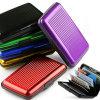 RFID Aluminium Wallet Credit Card Holder