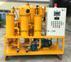 PLC Controllable Vacuum Transformer Oil Filtration Machine with Leybold Pump