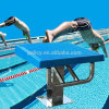 Swimming Pool Stainless Steel Starting Block Used for Match
