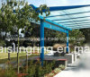 Manufacture Bus Station Shelters, Outdoor Shelters for People, Shelter Advertising