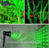 Best Quality Outdoor Garden Laser Light Red&Green Dynamic 12 Xmas Patterns Waterproof Laser Projector Lights