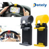 Car Steering Wheel Cell Phone Holder Clip