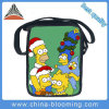 Children School Catoon Shoulder Leisure Despatch Messenger Postman Bag