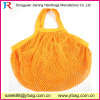 Custom Washable Cotton Mesh Fruit Picking Bags with Inside-Pocket
