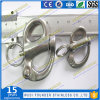 Stainless Steel Fixed Eye Spring Shackle