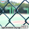2inch Mesh Opening PVC Coated 6foot High Chain Link Fence for Garden