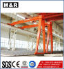20 Ton Half Portal-Type Gantry Crane of High Quality