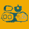 Jog50 Motorbike Gasket, Motorcycle Gasket for Motorcycle