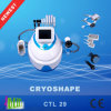 Multi-Fuction Cryolipolysis Lipolaser Coolsculpting Beauty Machine for Salon/Zeltip Coolsculpting RF Slimming
