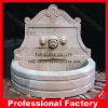 Hand Carved Nature Marble Wall Fountain