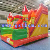 Rainforest Commercial Grade Inflatable Water Slide with Big Pool