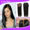 Straight Cambodian Virgin Hair Silk Top Lace Closure