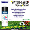 Eco-Friendly Spray Paint, Water Based Aerosol Paint, Water Based Spray Paint, Arylic Spray Paint, Low Odor