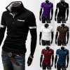 Wholesale Custom Casual Cotton Men's Polo Shirt
