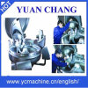 Automatic Vacuum Meat Bowl Cutter with 6 Blades