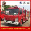 Isuzu 600p Series Mini 2, 000 Litres Fire Trucks