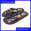 Man Cool Printing Sandal for Summer Travel (G1604)