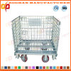 High Capacity Metal Wire Mesh Storage Cage Container (ZHra69)