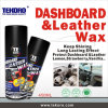 Dashboard, Leather, Tire Polish Spray Wax
